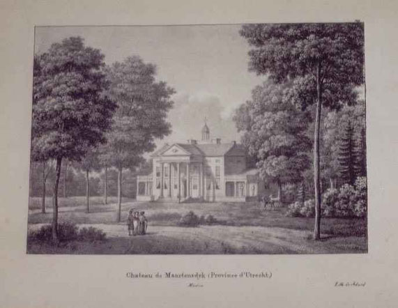 Eyckenstein_Chateau_de_Maartensdijk