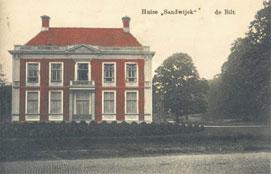 Eyckenstein_Sandwijck_Ansicht_1913