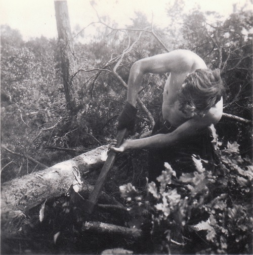 1948-08-00 RW van Boetzelaer praktisch werk op Landgoed Oostereng 500