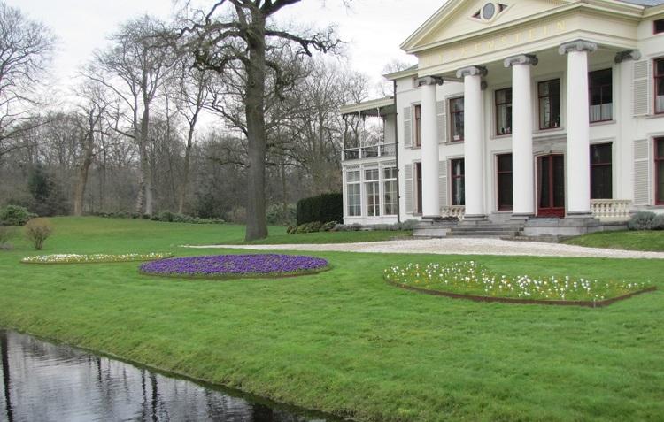 Bloemenperk aanleg 1913 - 750