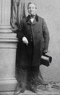 Mr. Christiaan Willem Johan baron van Boetzelaer van Dubbeldam (1806 – 1872)
