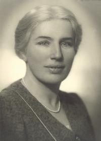Ursula Cunera barones van Boetzelaer – jonkvrouw van Asch van Wijck (1892 – 1963)