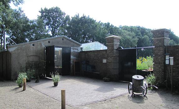 Eyckenstein-Oranjerie-buitenzijde