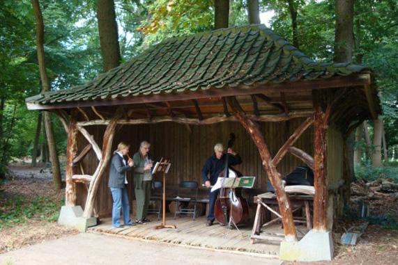 Theehuisje-park
