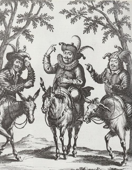 De balling van Eyckenstein op reis